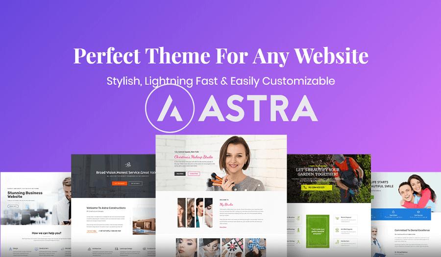 Theme Astra