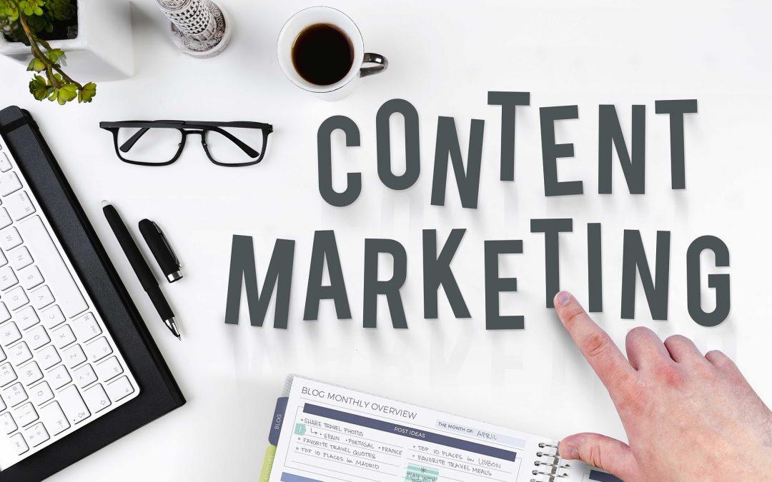 Manfaat Konten Marketing