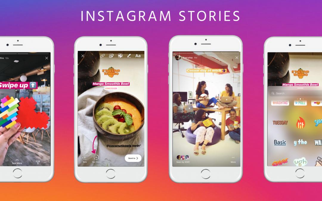 Fitur-Fitur Instagram Story Untuk Menaikan Engagement
