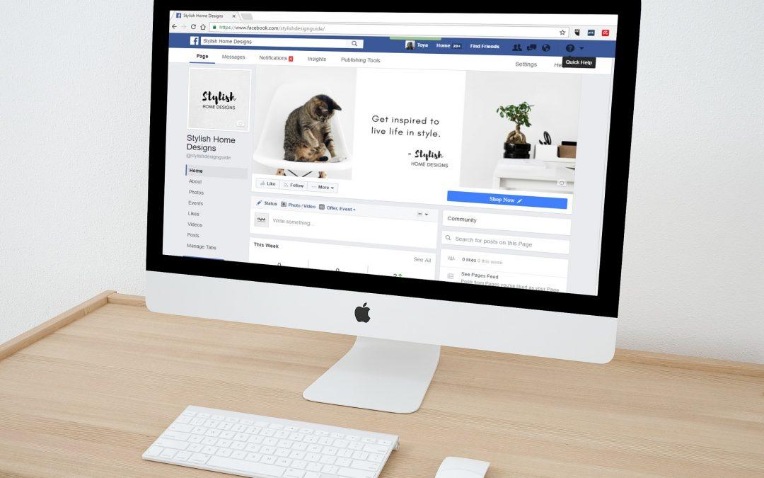 Menambahkan Admin di Halaman Facebook Page