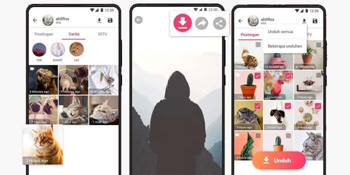 Cara Download Story IG untuk Pengguna Android & iOS dengan Mudah